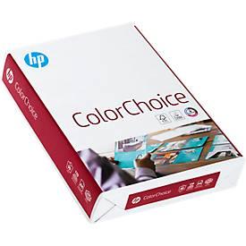 Kopierpapier Hewlett Packard ColorChoice, DIN A4, 90 g/m², hochweiß, 1 Paket = 500 Blatt