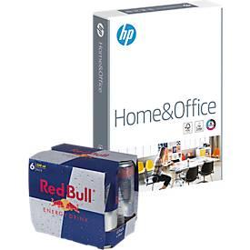Kopierpapier Hewlett Packard Home & Office, DIN A4, 80 g/m², weiß
