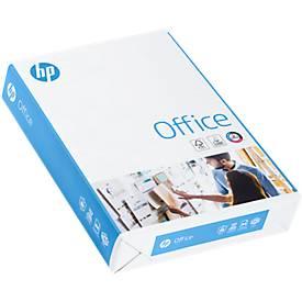 Kopierpapier Hewlett Packard Office CHP110, DIN A4, 80 g/m², weiß, 1 Karton = 5 x 500 Blatt