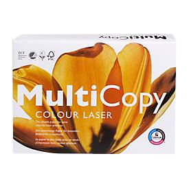 Kopierpapier MultiCopy Colour Laser