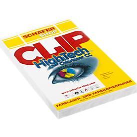 Kopierpapier Schäfer Shop CLIP HighTech CC, DIN A4, 100 g/m², 1 Paket = 250 Blatt