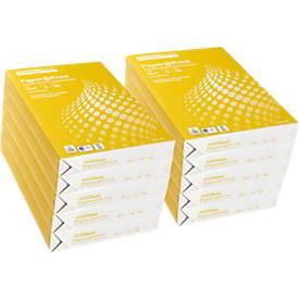 Kopierpapier Schäfer Shop Paper@Print, DIN A4, 80 g/m², weiß, 2 Karton = 10 x 500 Blatt