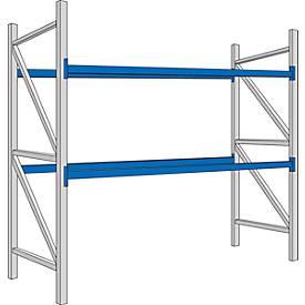 Kpl.-Angebot Grundfeld PR 350, Traverse, 2700x2500x850 mm