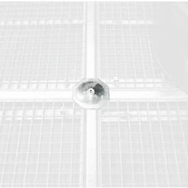 Kreuzverbinder für Kunststoff-Flachwannen
