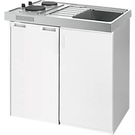 Küchencenter KCN-100/EC, Glaskeramikkochfeld