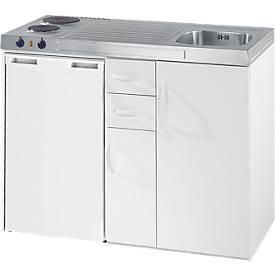 Küchencenter KCN-120/E, 2 Kochplatten