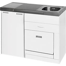 Küchencenter KCN-GS 120/E, 2 Kochplatten