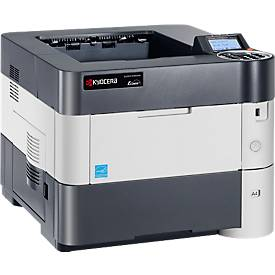 Kyocera Laserdrucker ECOSYS P3055dn, S/W-Laserd...