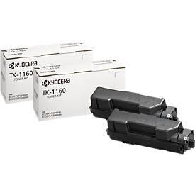 KYOCERA TK-1150 Toner cartridge zwart, 2 stuks