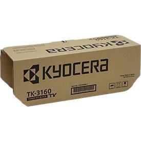 KYOCERA TK-3160 Tonerkassette schwarz