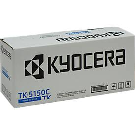 KYOCERA TK-5150C Tonerkassette, cyan