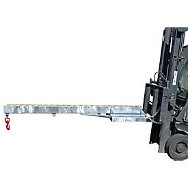 Laadarm voor vorkheftruck, 2400-5,0, 2400-5,0, gegalvaniseerd