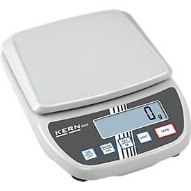 Laborwaage Kern EMS, max. 6 kg, 1-g-Schritte