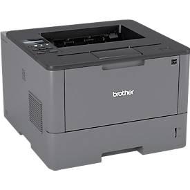 Laserdrucker Brother HL-L5100DN, Schwarzweiß-Drucker, Duplex, 40 Seiten/Minute