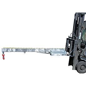 Lastarm für Gabelstapler, 2400-5,0, verzinkt