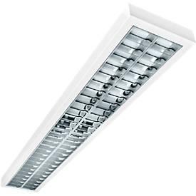 LED Anbauleuchte Multipower, Helligkeit verstellbar, auch als Pendelleuchte einsetzbar, L 1245 x B 207 mm