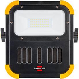 LED Baustrahler Brennenstuhl BLUMO, 20 W, 2100 lm, 3-stufig, mit Akku, Bluetooth Speaker 2 x 3 W, USB, IP54