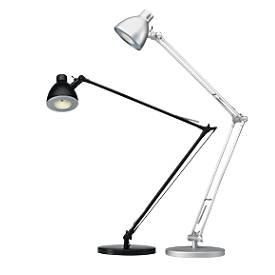 Hansa tafellamp,led,'Valencia',zilverkl.