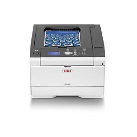 LED-Drucker OKI C532dn, Farbe/SW, netzwerkfähig, Duplex/Mobildruck, bis A4