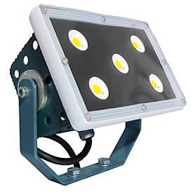 LED-spot Delta, voor gebruik buitenshuis, bijzonder krachtig, 2700 lumen, voor buitengebruik