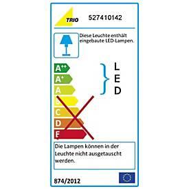 LED-Tischleuchte Roderic, mit Schalter, Höhe 50 cm