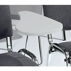 Legplank voor stapelstoel ISO