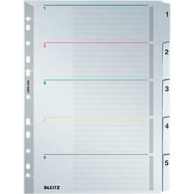 LEITZ®  Wiederbeschreibbares Kartonregister, diverse Ausführungen, einzeln