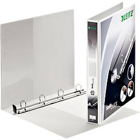 LEITZ® Ringbuch SoftClick, A4, SoftClick Mechanik, Rückenbreite in 42 mm, 49 mm oder 52 mm