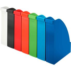 LEITZ® Stehsammler 2476, Rückenbreite 70 mm, Polystyrol, 6 Stück
