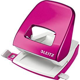 LEITZ® Bürolocher 5008 Wow, metallic-pink
