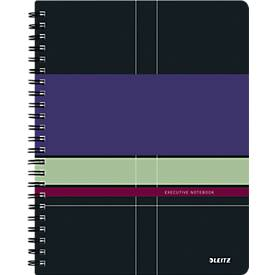LEITZ® Executive Collegeblock Get Organised, DIN A4, liniert