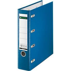 LEITZ® Plastik-Doppelordner 1012, DIN A4, 75 mm, PP, blau