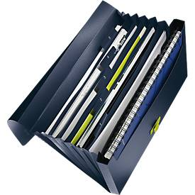 Leitz Projektmappe recycle A4 PP