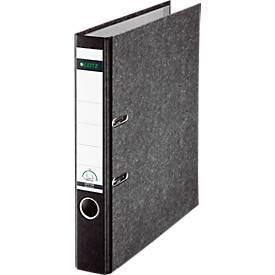 LEITZ® Ordner 1050, DIN A4, 52 mm, Wolkenmarmor