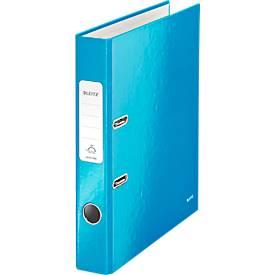 LEITZ® Ordner WOW 1005/1006, A4, 50/80 mm, Karton PP
