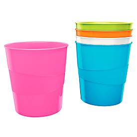 LEITZ® Papierkorb WOW, 15 Liter