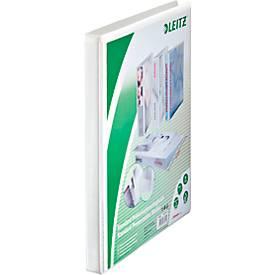 LEITZ® Präsentationsringbuch 2er-Mechanik, A4, Karton PP