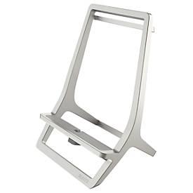 LEITZ® Style Tablet-Ständer, Hoch- und Querformat, für alle Gerätemarke, Ligtning-Ladeeinsatz