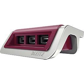LEITZ® USB Style Power-Ladegerät, mit 3 USB-Anschlüssen
