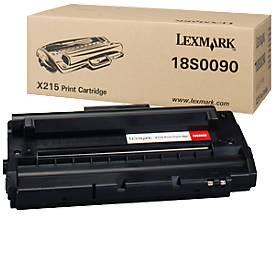 Lexmark 18S0090 Tonerkassette schwarz