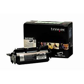 Lexmark 64016HE Tonerkassette schwarz