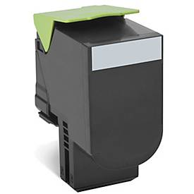 Lexmark 80C2SK Tonerkassette schwarz