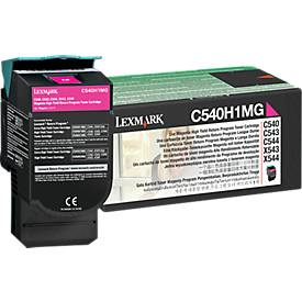 Lexmark C540H1MG Tonerkassette magenta