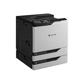 Lexmark CS820dte - Drucker - Farbe - Laser