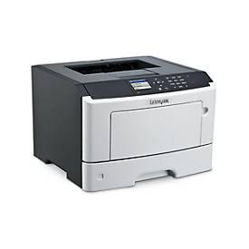 Lexmark Laserdrucker MS417dn, S/W-Drucker, 38 S...
