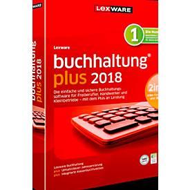 LEXWARE Software Buchhaltung plus 2018