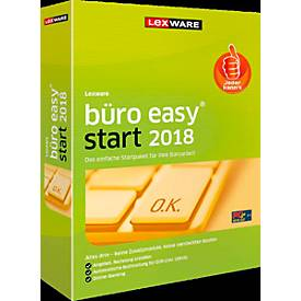 LEXWARE Software büro easy start 2018