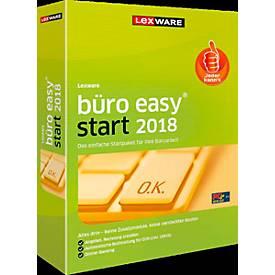 LEXWARE Software büro easy start 2016
