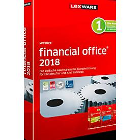 LEXWARE Software Financial office 2018