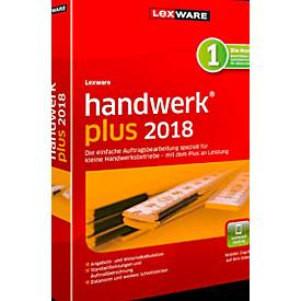 LEXWARE Software Handwerk plus 2018